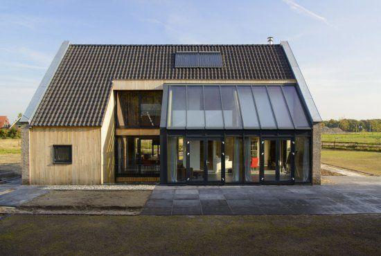 Afbeeldingsresultaat voor schuurwoning archi casas celeiro arquitetura a constru o de casas - Archi moderni casa ...