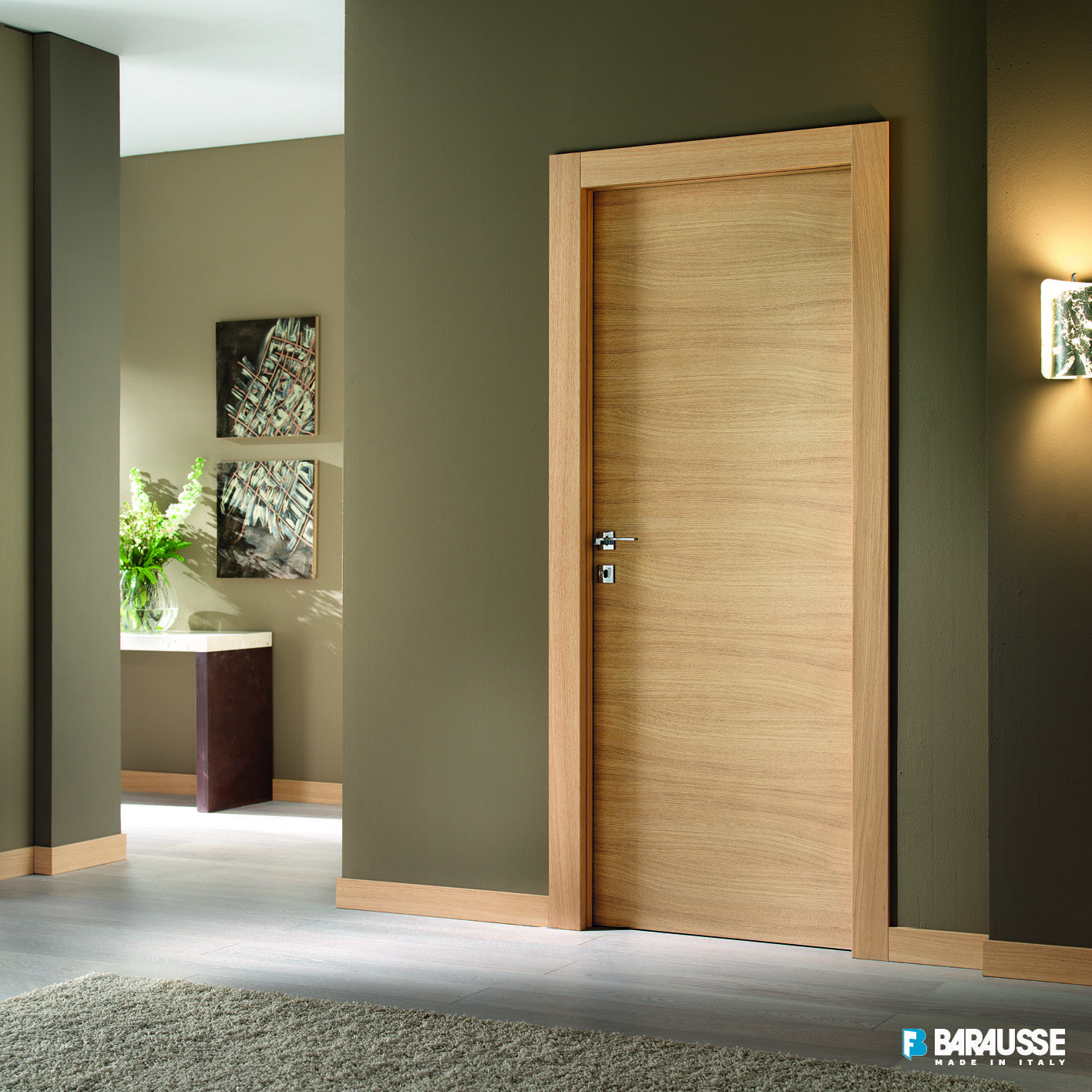 Italian interior doors by Barausse Visit our