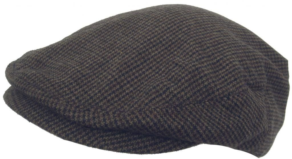 c3fbe0b053679 DPC Hounds Tooth Ivy Scally Cap Driver Hat Newsboy at Amazon Men s Clothing  store