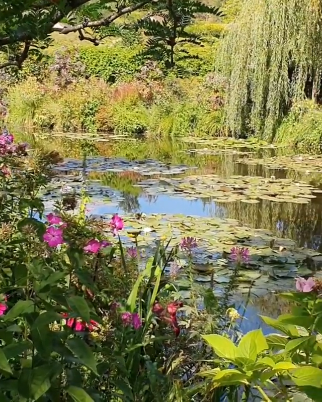 Monet's Garden, Giverny, France | 500 Places to Visit in Your Lifetime