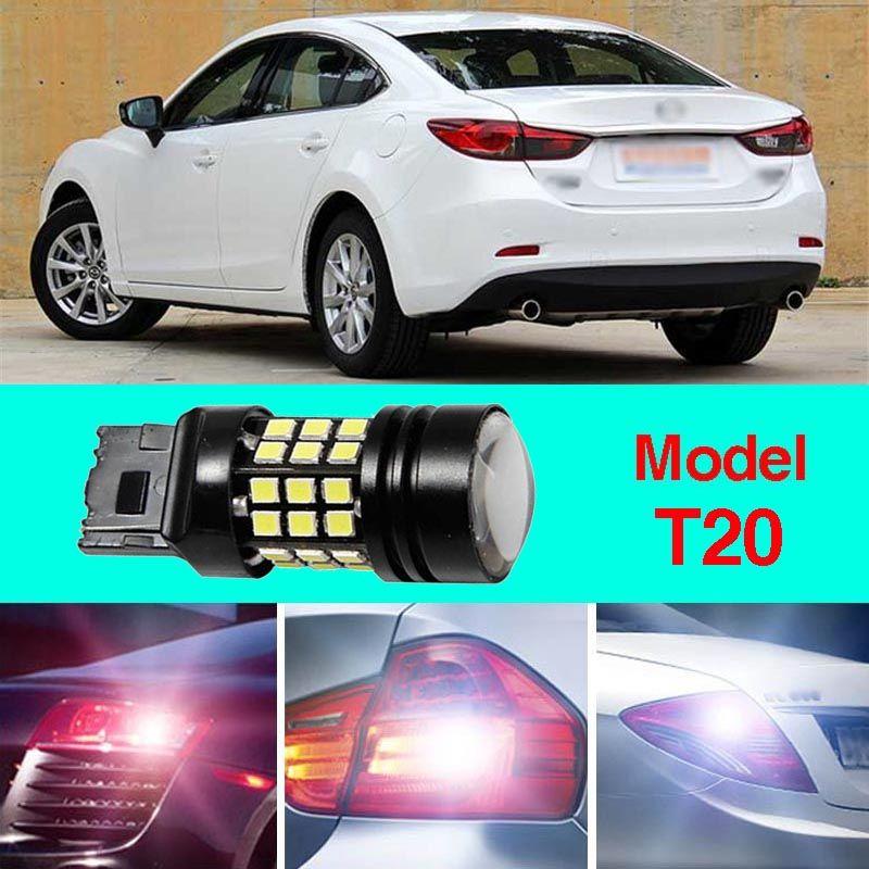 Error Free T20 Socket 360 Degrees Projector Lens Led Backup