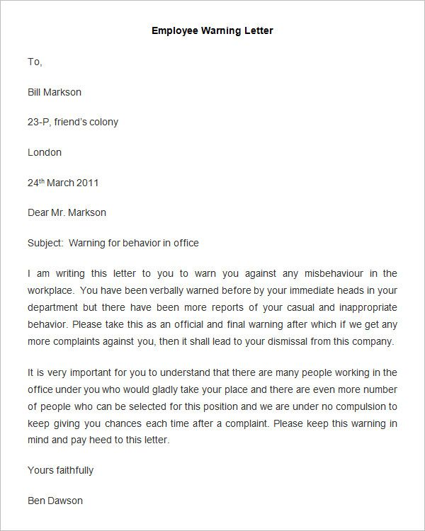 sample of complaint letter against customer assistant
