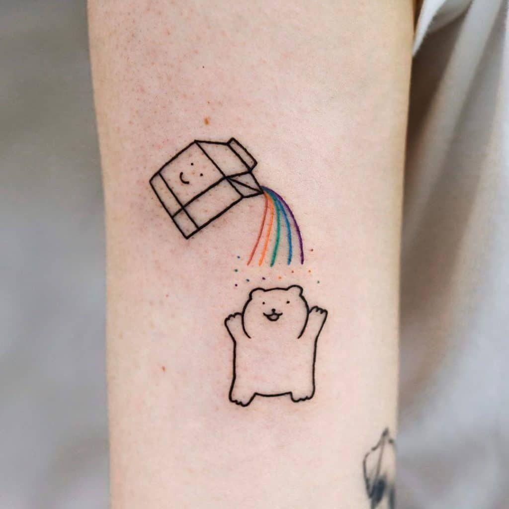 Tattoo Artist Goodmorningtown   Tattoo   ARTWOONZ