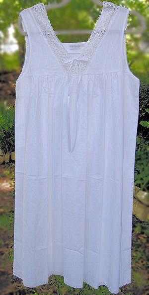 Simple Farmhouse Nightgown