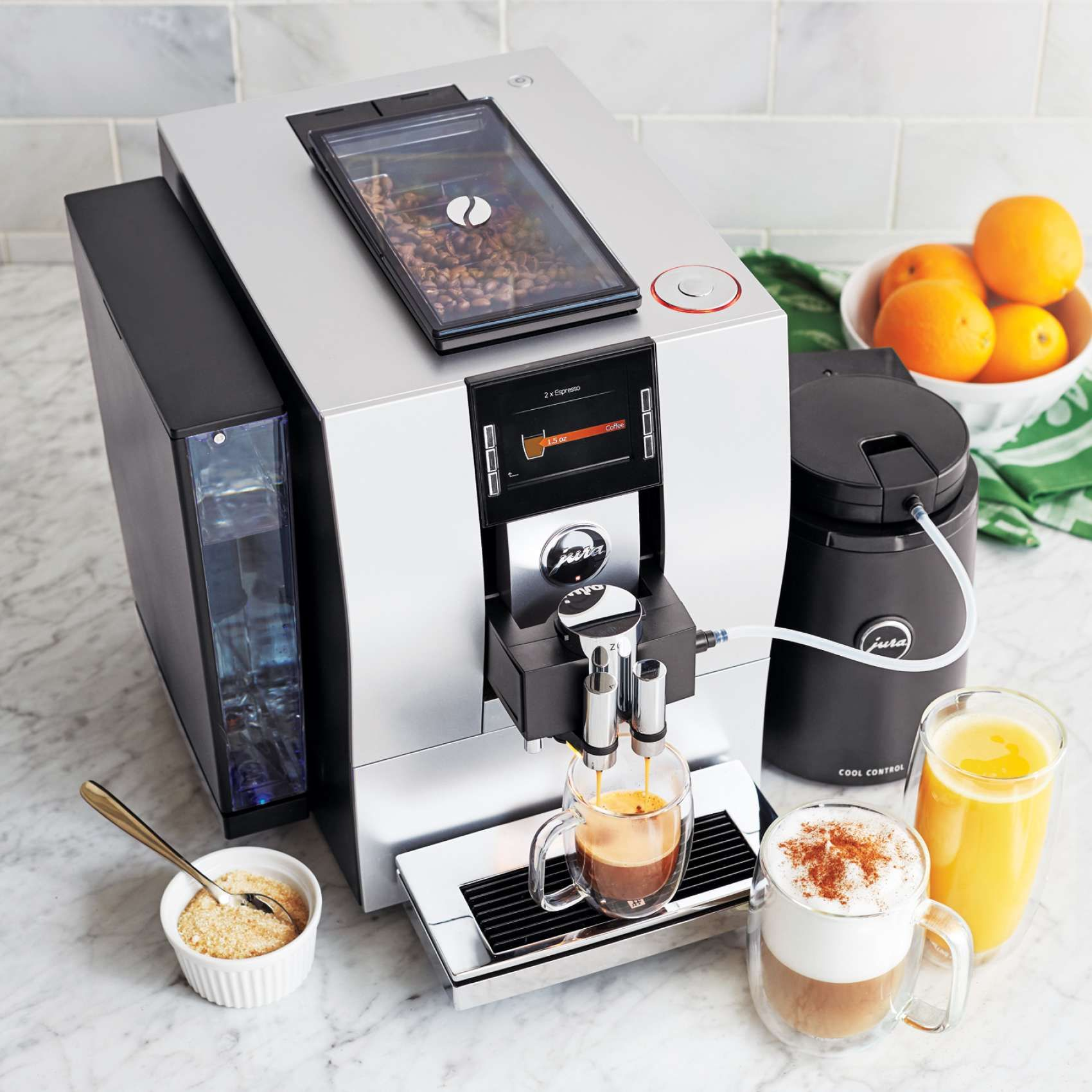 JURA Z6 Automatic Coffee Machine   Sur La Table