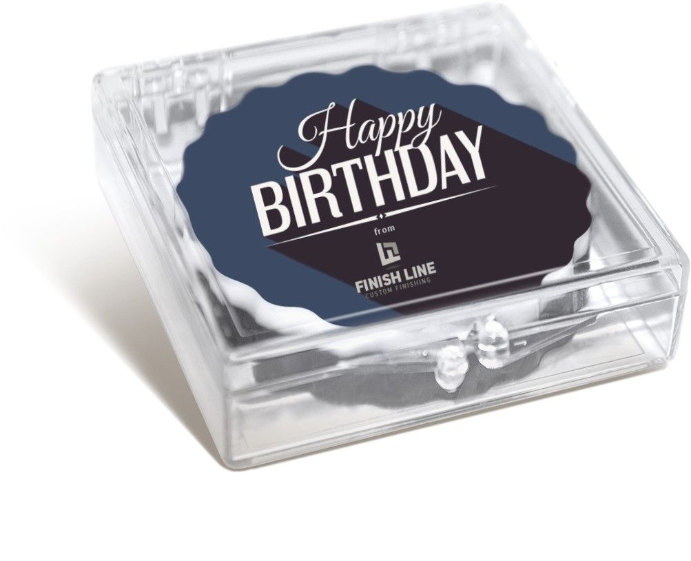 Send corporate gifts on an employee's birthday