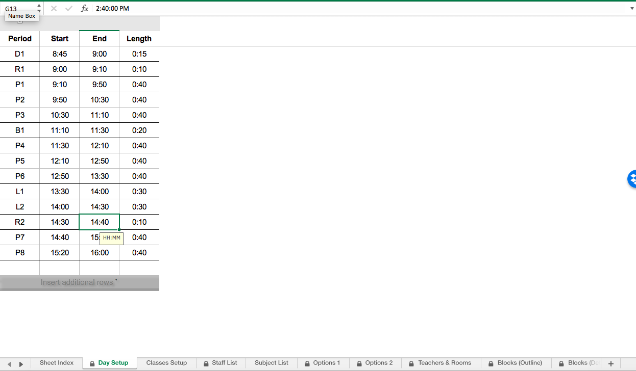 I created and developed these customised macro enabled Excel