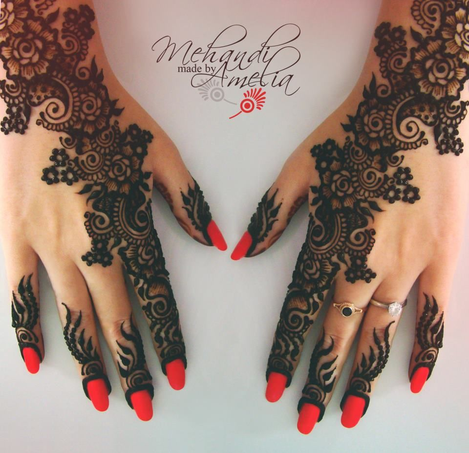 50 intricate henna tattoo designs art and design 50 - Girls Apply Beautiful And Intricate Mehndi Designs On Hands And Feet As Fashion I Have Decided To Show You Some Very Beautiful Mehndi Designs Which I Love