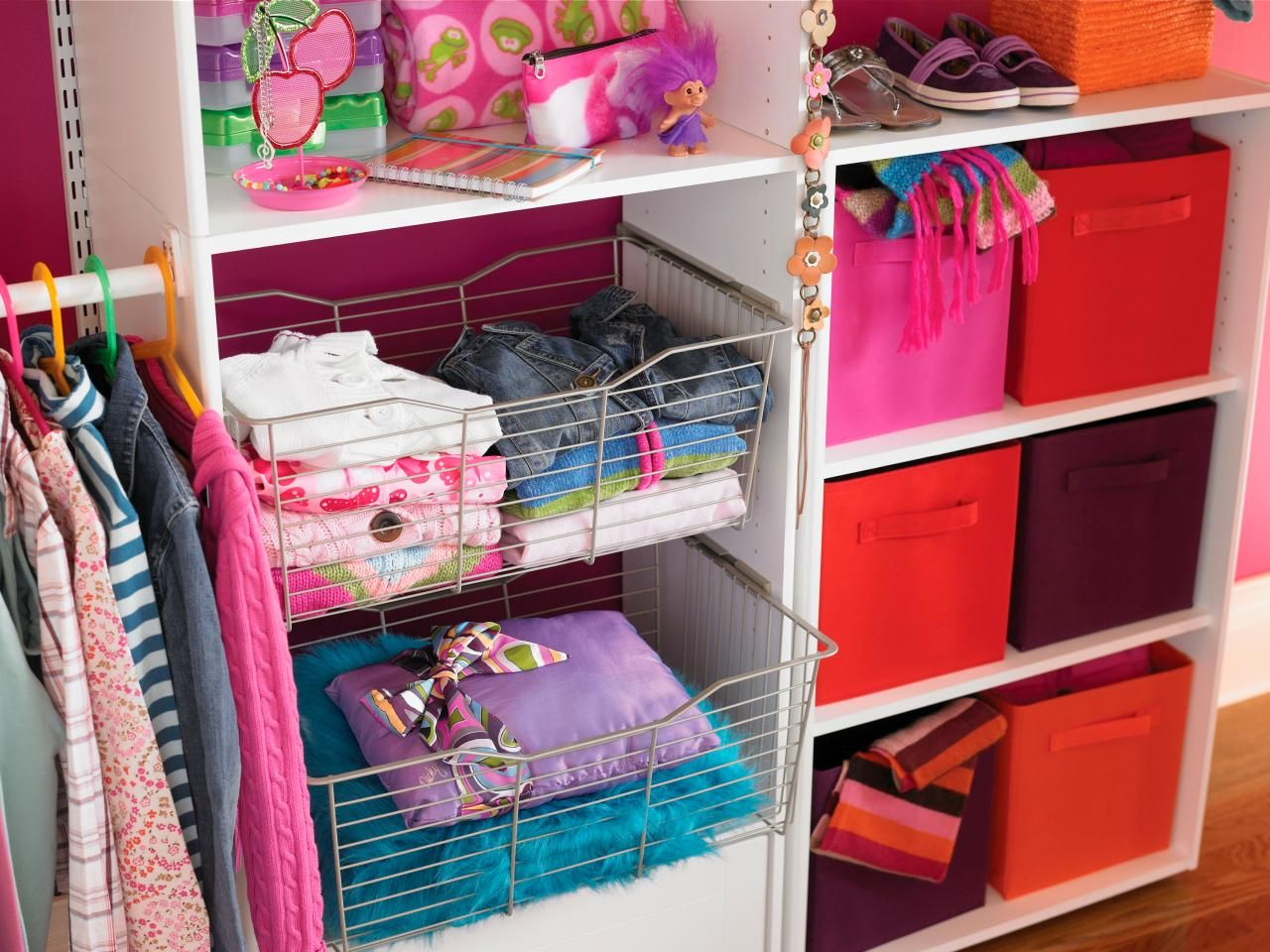 Etonnant HGTV Remodels: Expert Tips On Small Closet Organization Plus Pictures And  Ideas For Transforming A