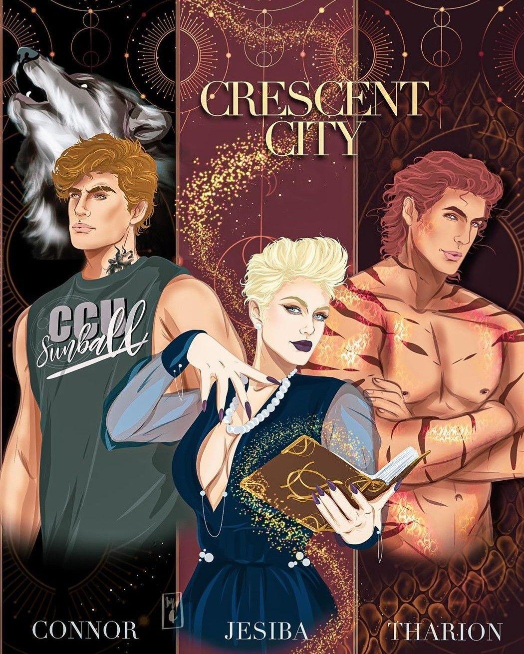 Crescent City #JemlinCreations