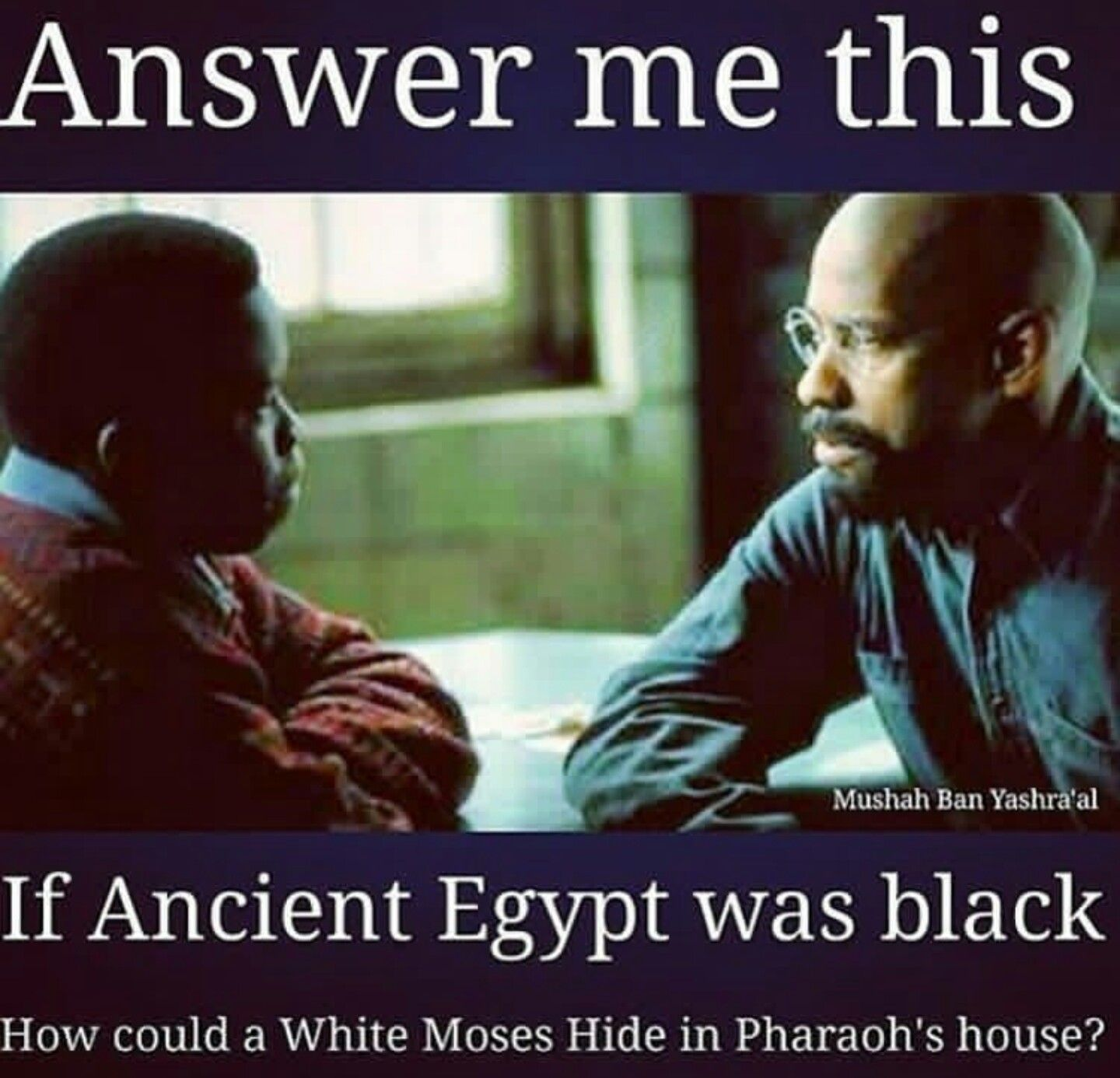 Ancient Egypt Was Black Before The Arabs This Is A
