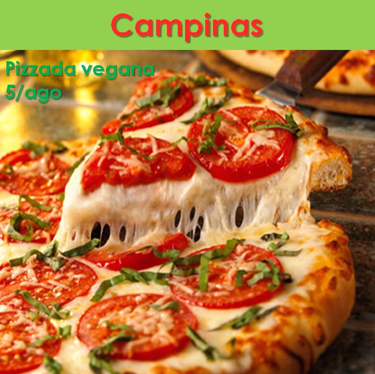 www.facebook.com/comoespacovegano   #eventovegano #veganismo  #vegan #vegana #vegano #comidavegana #alimentacaovegana #culinariavegana  #gastronomiavegana #produtosveganos #produtovegano #aplv  #lactose  #campinas #baraogeraldo #pizzadavegana  #pizzadavegan #pizzavegana  #pizzavegan