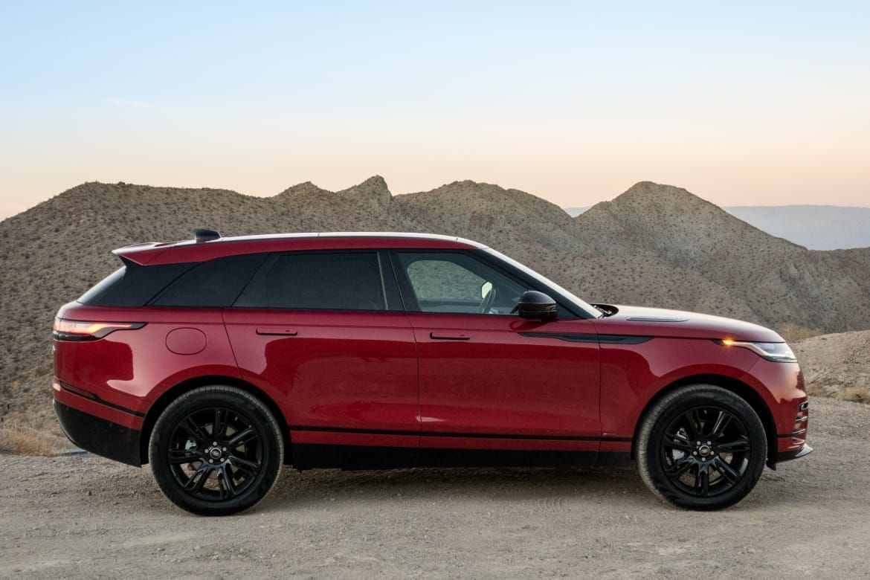 2018 Land Rover Range Rover Velar Review Tech That