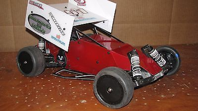 Details about CW-90 Sprint car conversion kit for Traxxas