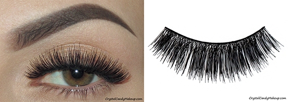 fdcffbbd3c3 Crystal Candy Makeup Blog - Review & Swatches: Kiss Ever EZ Lashes #02,  #03, #05 and #11