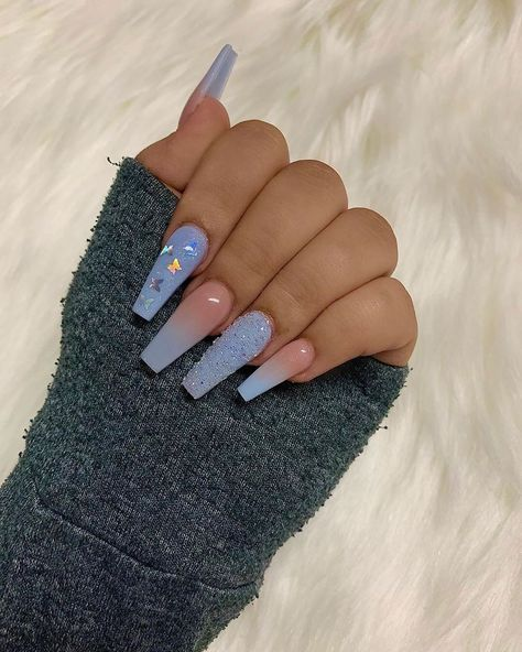 19 Yo Self Taught Nail Tech On Instagram Inspiration From Nailedbylaurag I Wanna Do Another With Longer Length Nail Tech Nail Salon And Spa Diy Nails