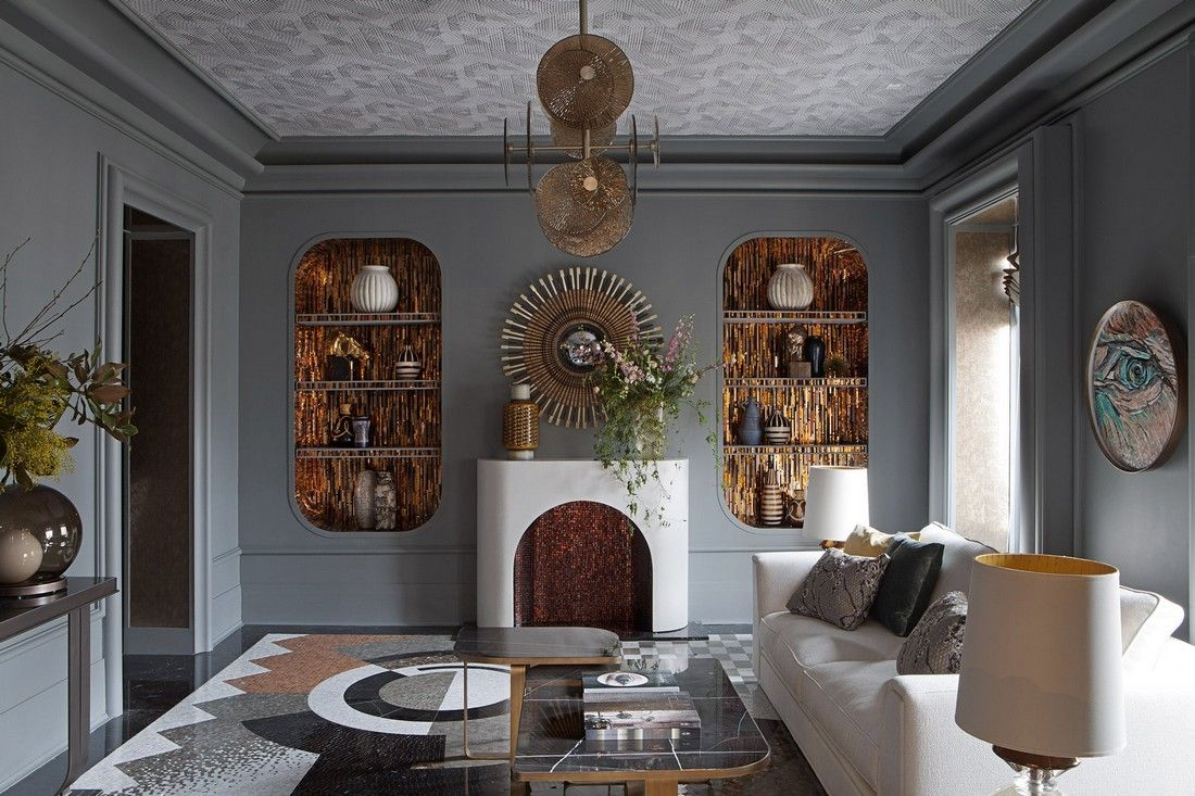 Erico Navazo A Simple Name That Contrasts With Fascinating Projects Interior Design Spanish Interior Luxury Living Room