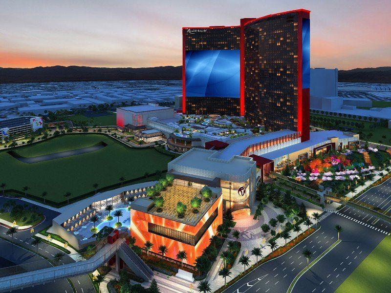 New Mega Resort Coming To Las Vegas In 2021 Tripstodiscover Las Vegas Hotels Las Vegas Resorts Las Vegas Hilton