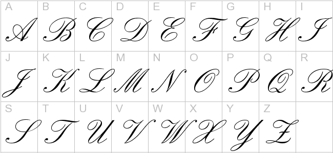 Elegant Calligraphy Fonts
