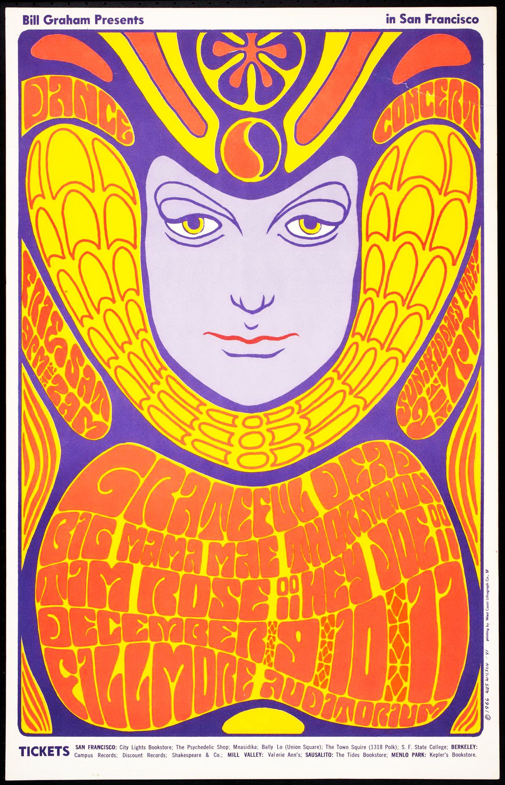 Where Can I Find Quality Poster Prints Gratefuldead