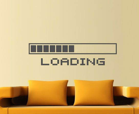 plug and play videogame wall decals | stuff to buy | pinterest