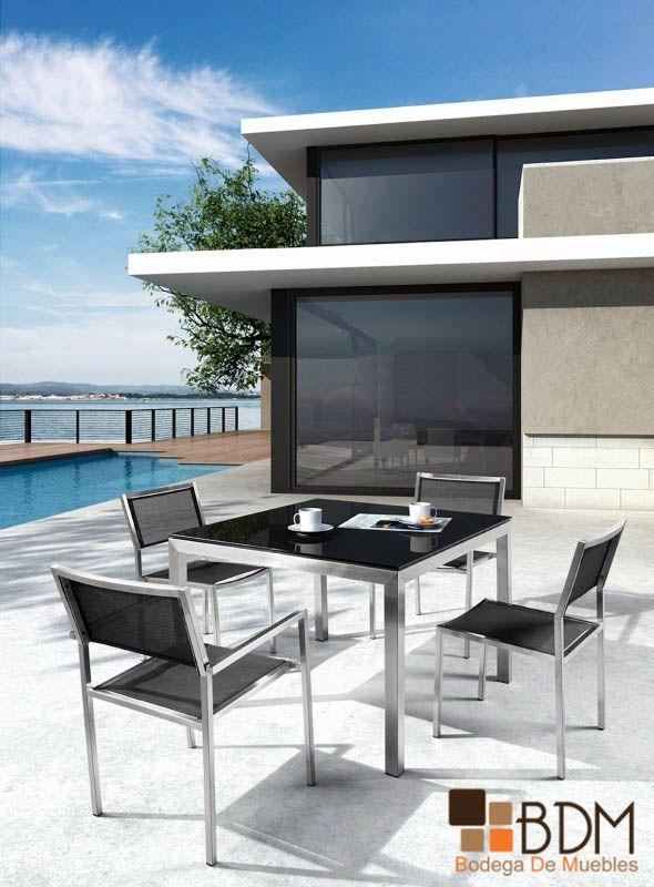 Comedor para exterior / decoración / muebles para hotel | Muebles ...