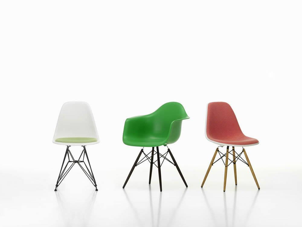 Eames Plastic Side Chair Dsr vitra eames plastic side chair dsr version https