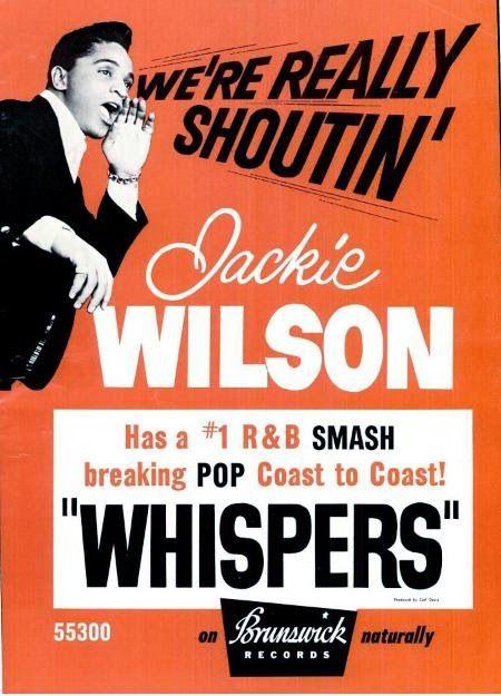 Art print POSTER Canvas 1950s Sam Cooke Jackie Wilson Vintage Soul Music Conc