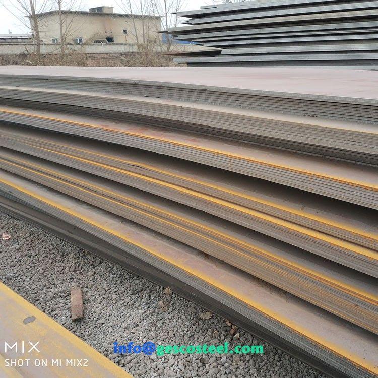 Ss400 Carbon Mild Steel Sheet 6mm Carbon Steel Plate Mild Steel Sheet Steel Plate Steel Sheet