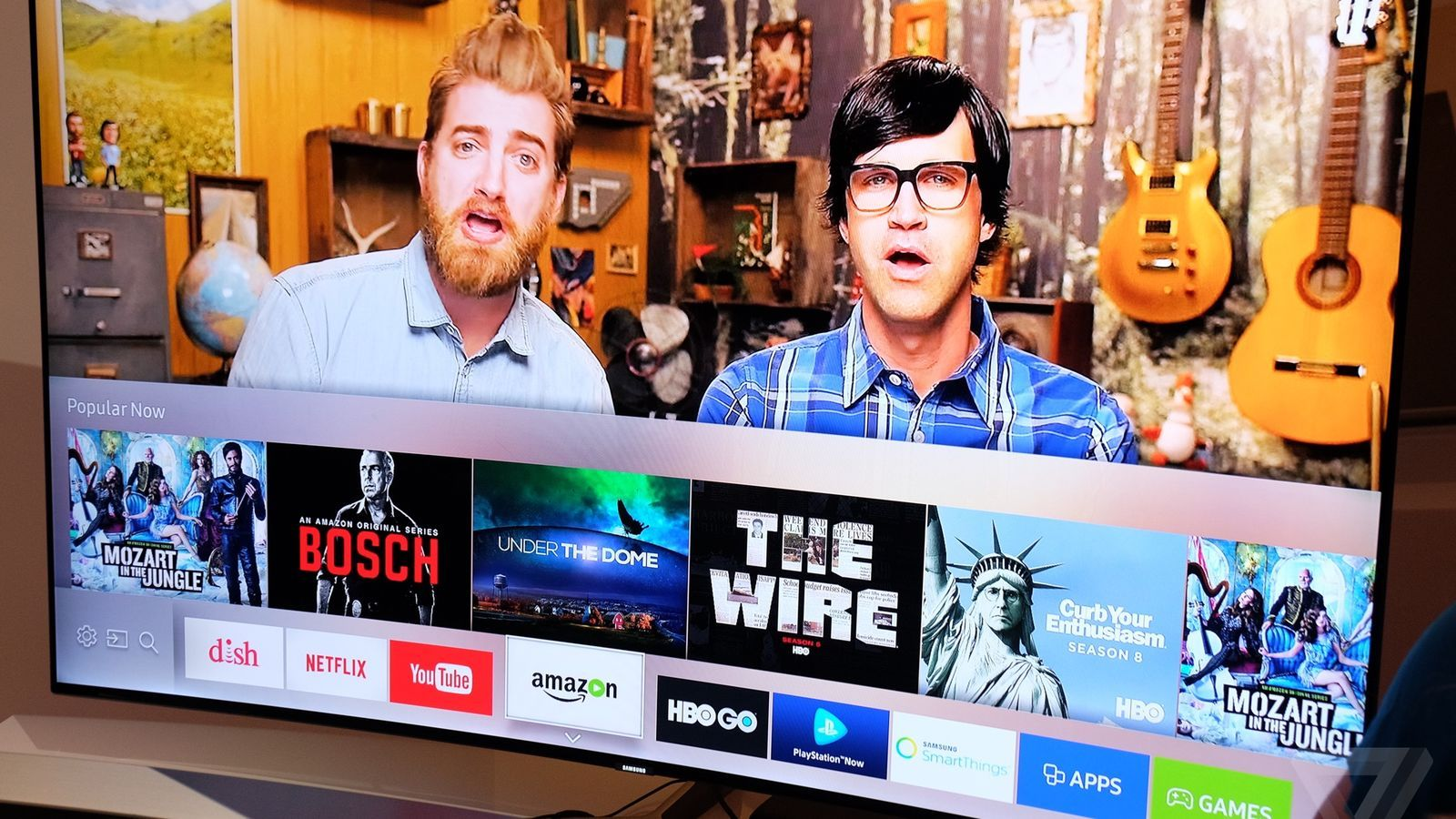 Samsung is adding new obtrusive ads to your old smart TV