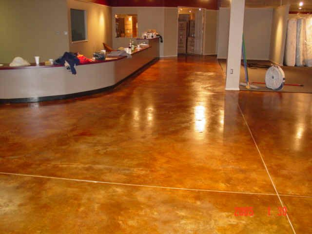 acid staining concrete colors stain floor ugly stained floors uk lowes