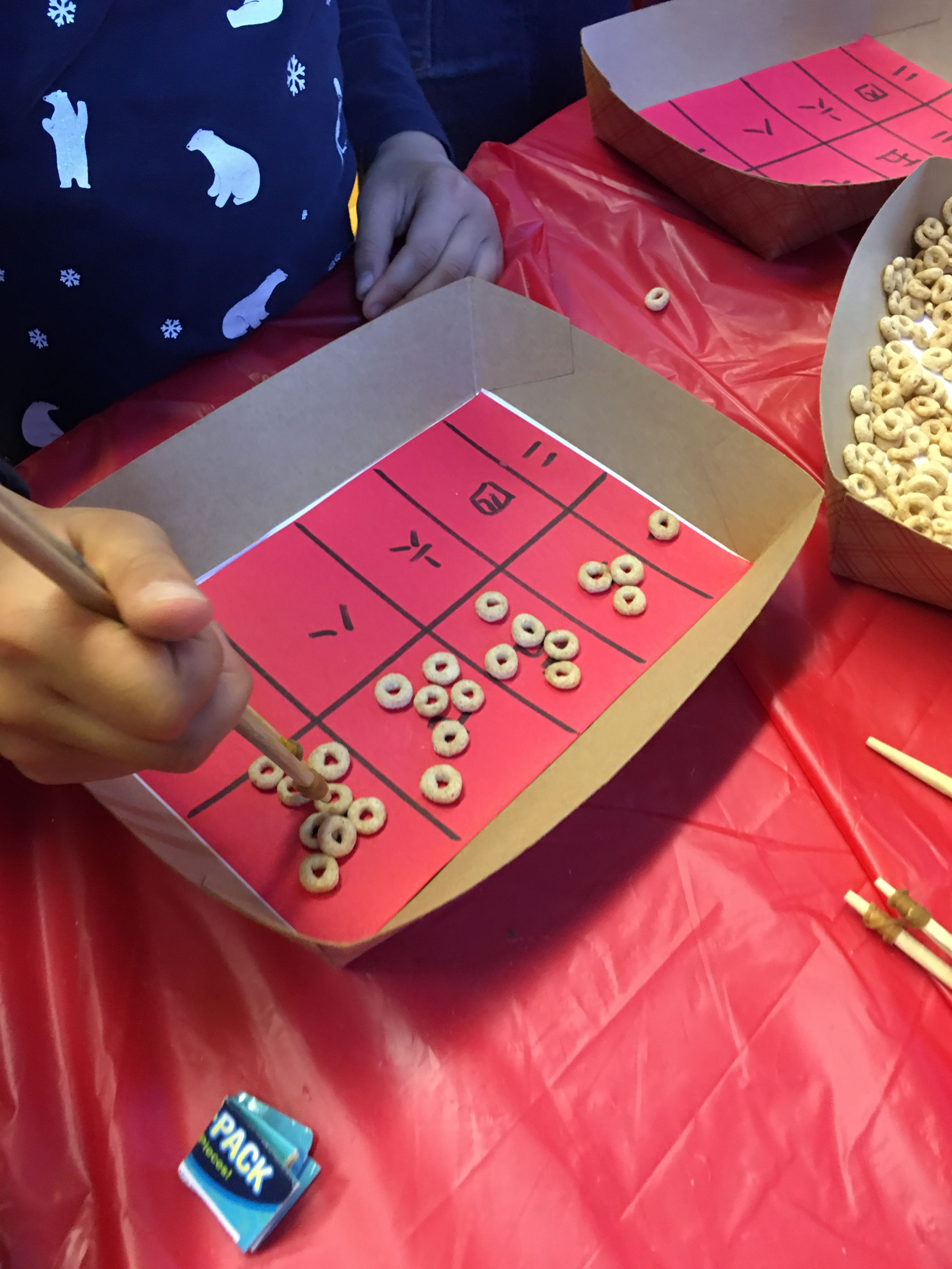 Chinese new year counting game chinese new year