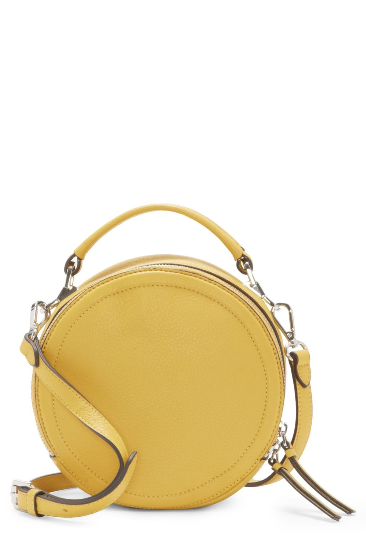 9aaf2bc6c Vince Camuto - Bray Leather Crossbody Bag is now 53% off. Free Shipping on  orders over $100.