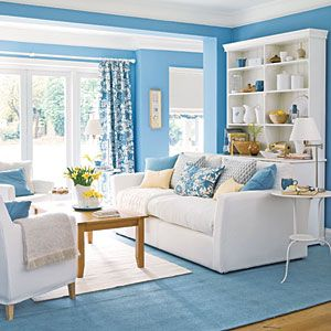 How to pick the right paint color for any room home - How to pick a paint color for living room ...