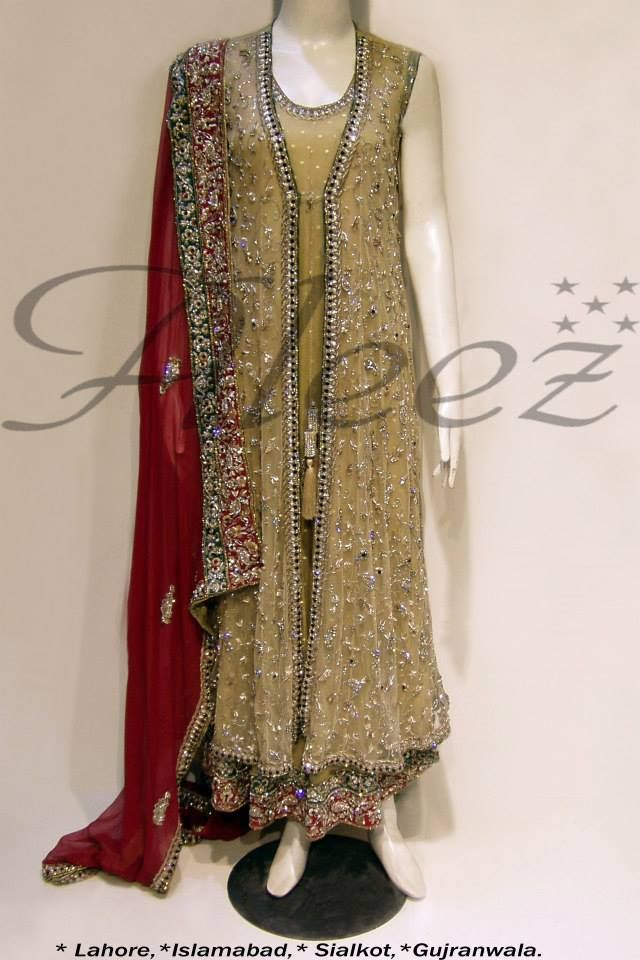ALEEZ BRIDAL Collection 20141 | Raj Rane Ladies Wear | Pinterest ...