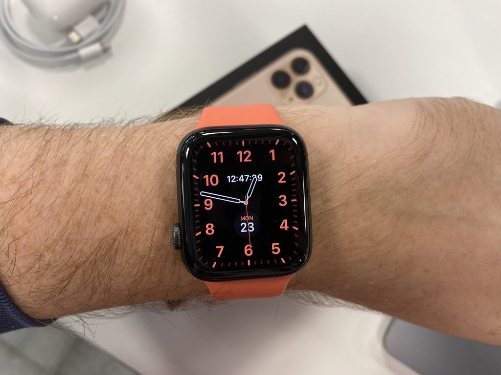 How to turn off the Always On Display on Apple Watch