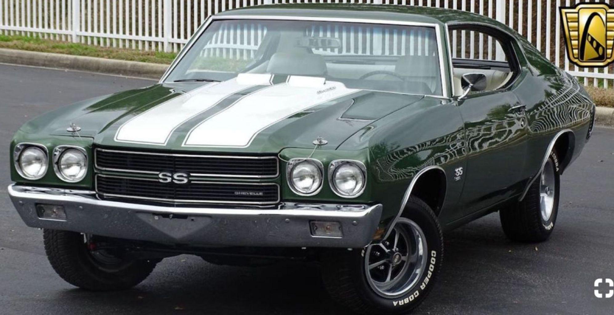Original CHEVROLET CHEVY CHEVELLE ss 1969 396 1971 454 muscle us car t-shirt