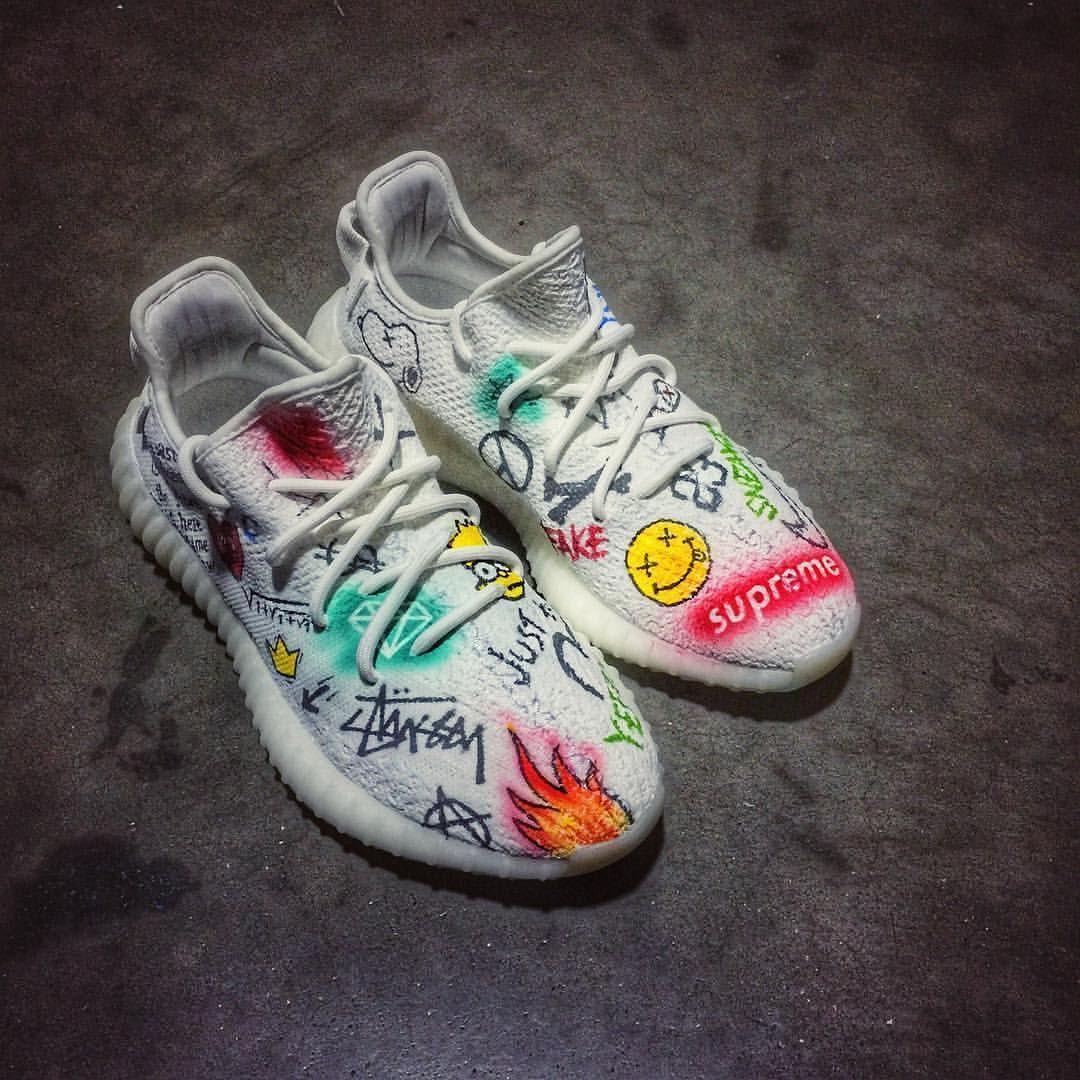 Virgil Abloh's OFF WHITE x Pharrell x adidas NMD Hu Race