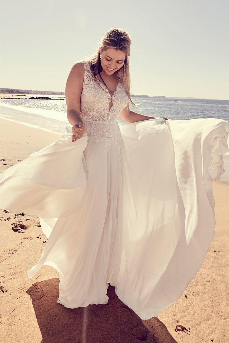 Wedding Dress Dusty Peter Trends Bridal Sydney