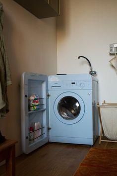 Smeg Washer W Sink Smeg Smeg Kitchen Laundry In Bathroom