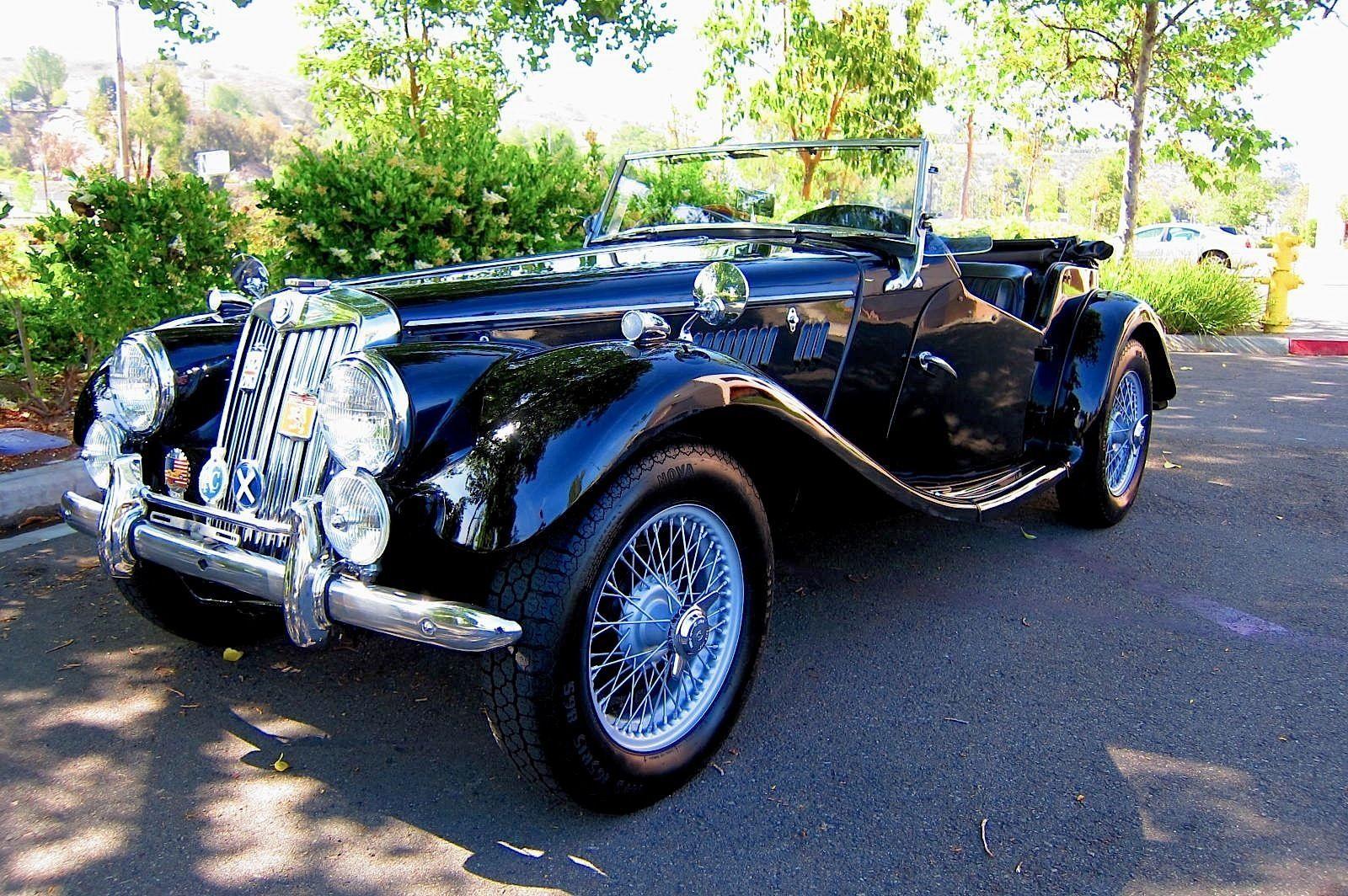 MG : T-Series TF | Motor car and Cars