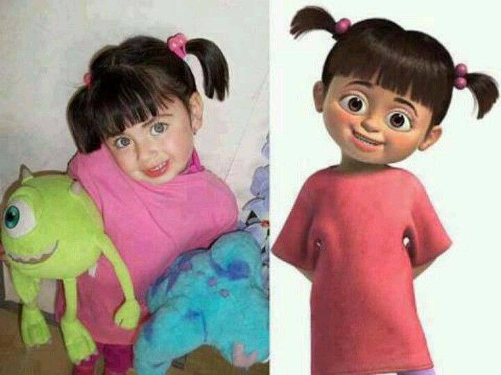Boo is #real !? #Monstruos S.A
