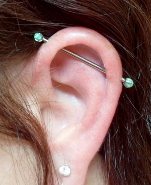 I Always Liked This Piercing But I Could Never Keep Mine When I