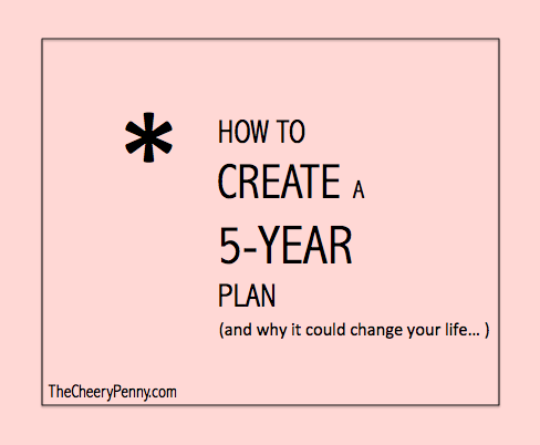How To Create A  Year Plan  Career Advising    Create