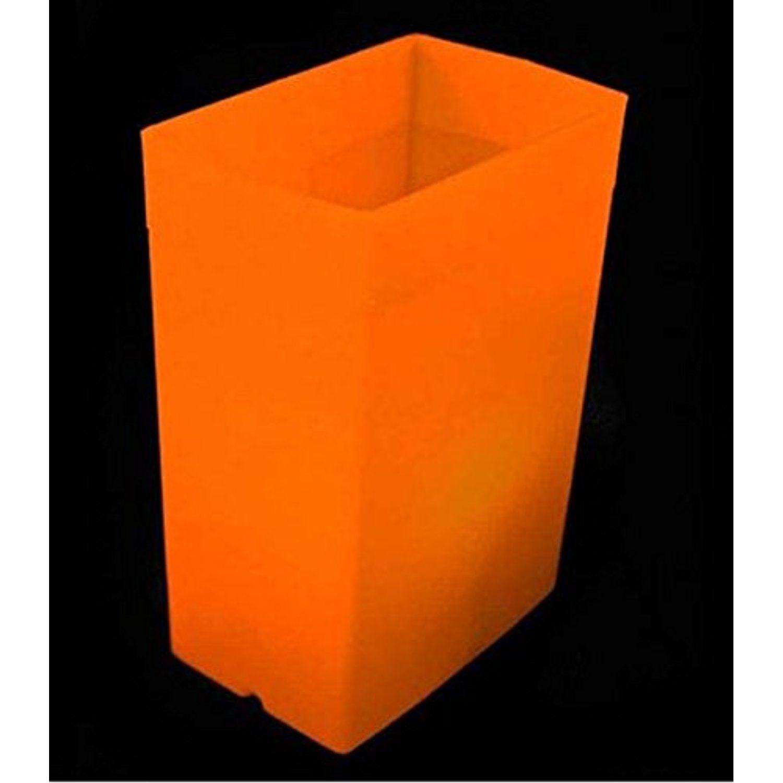 Electric Luminaria Light Set - Hard Plastic Reusable ...