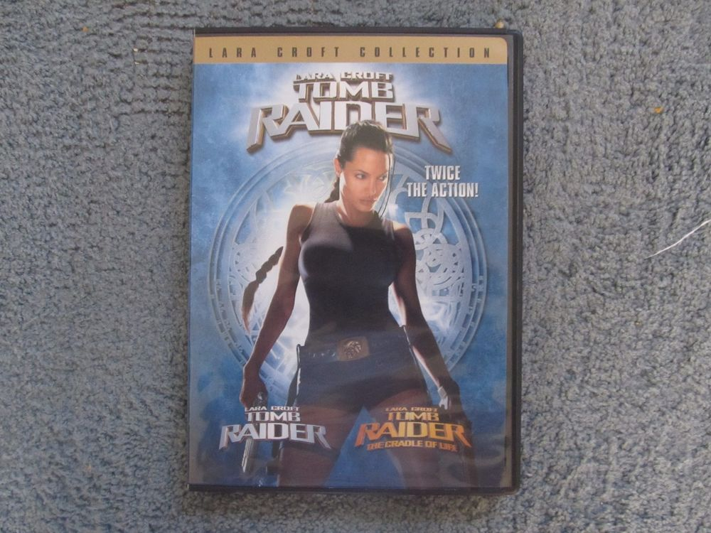 Lara Croft Tomb Raider And The Cradle Of Life 2 Disc