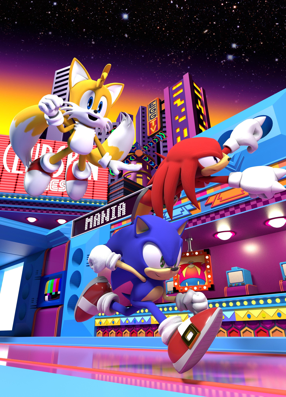 Team Sonic | Sonic The Hedgehog | Sonic mania, Sonic heroes, Sonic