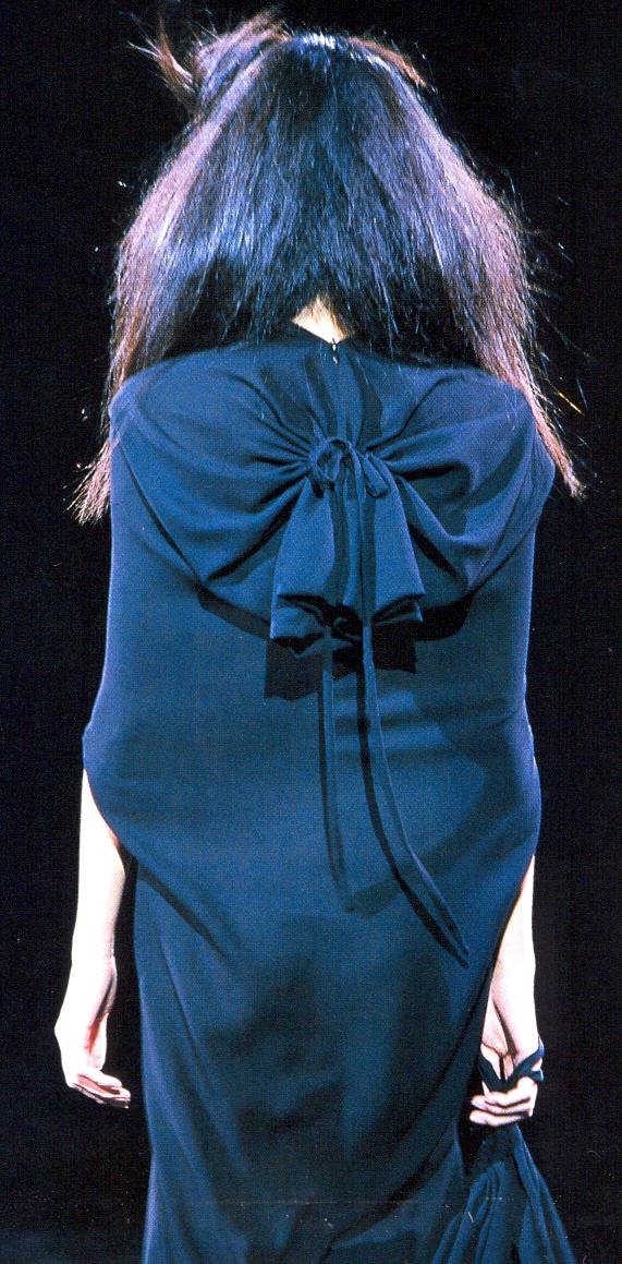 archivings: Yohji Yamamoto Spring/Summer 2001