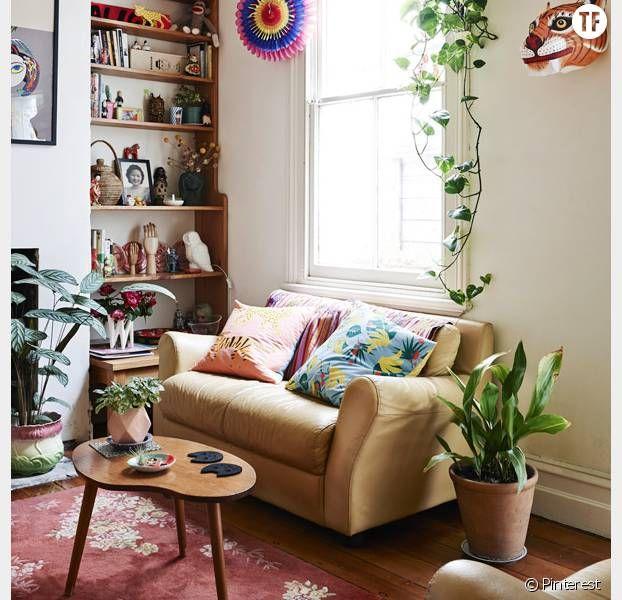 d co boh me 30 id es d 39 int rieur hippie chic rep r es sur pinterest decor pinterest. Black Bedroom Furniture Sets. Home Design Ideas