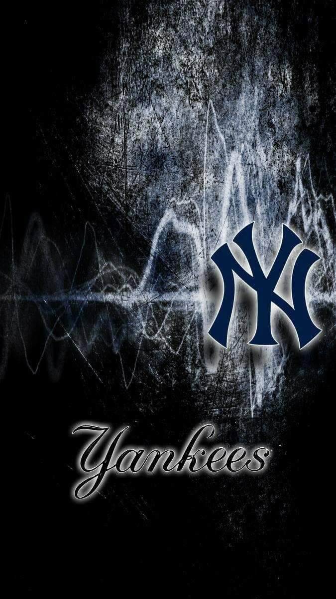 Pin By Travis Peterson On Cool Shit In 2020 New York Yankees Logo Yankees Logo New York Yankees